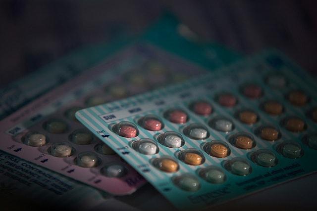 Контрацептивы и обострения рассеянного склероза